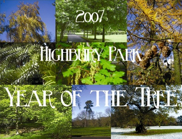 Highbury Park - Year of the Tree 2007